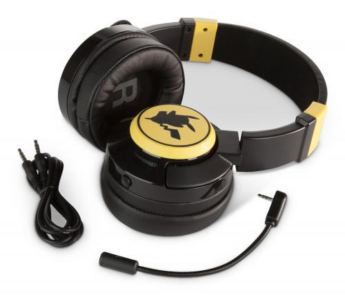 POWER A - Fusion Wired Gaming Headset Pikachu for SWITCH