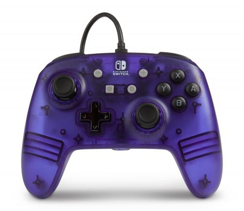 POWER A - Wired Controller Purple Frost for Nintendo Switch