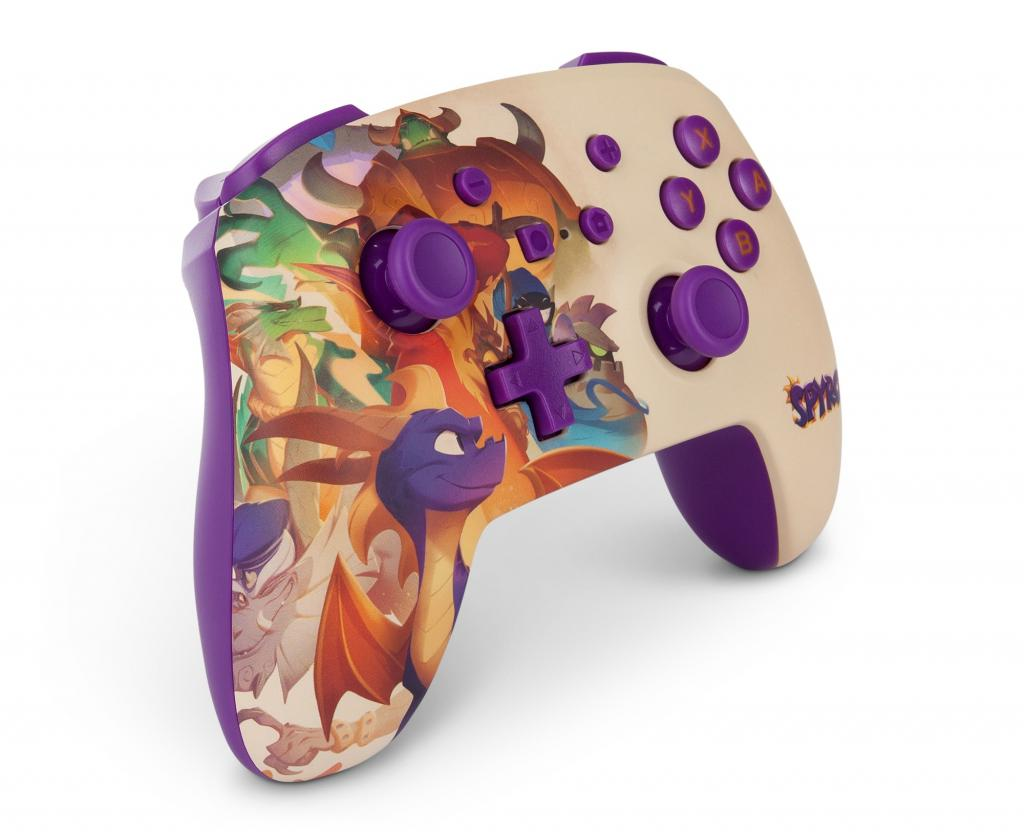 POWER A - Wireless Controller Spyro for Nintendo Switch_1