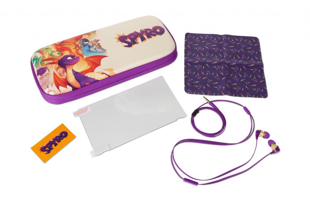 POWER A - Stealth Case Bundle Spyro for Nintendo Switch_1