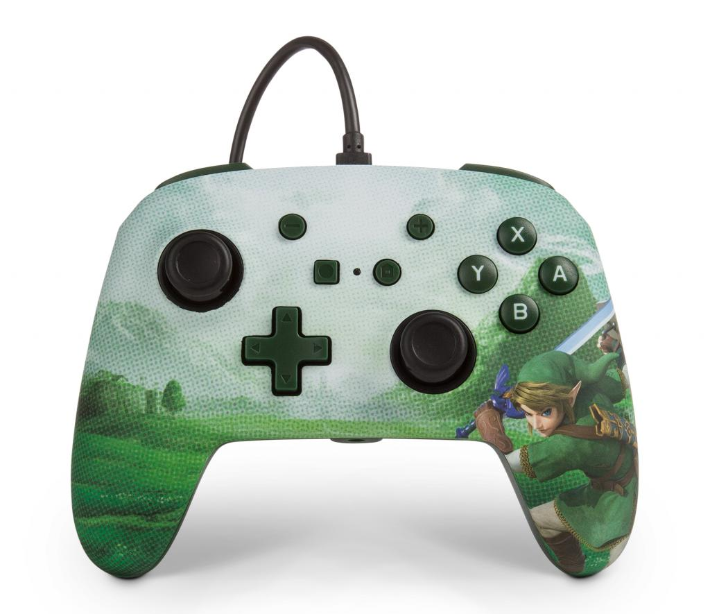 POWER A - Wired Controller Link for Nintendo Switch_1