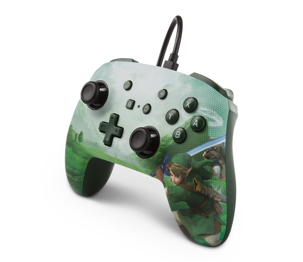 POWER A - Wired Controller Link for Nintendo Switch_3