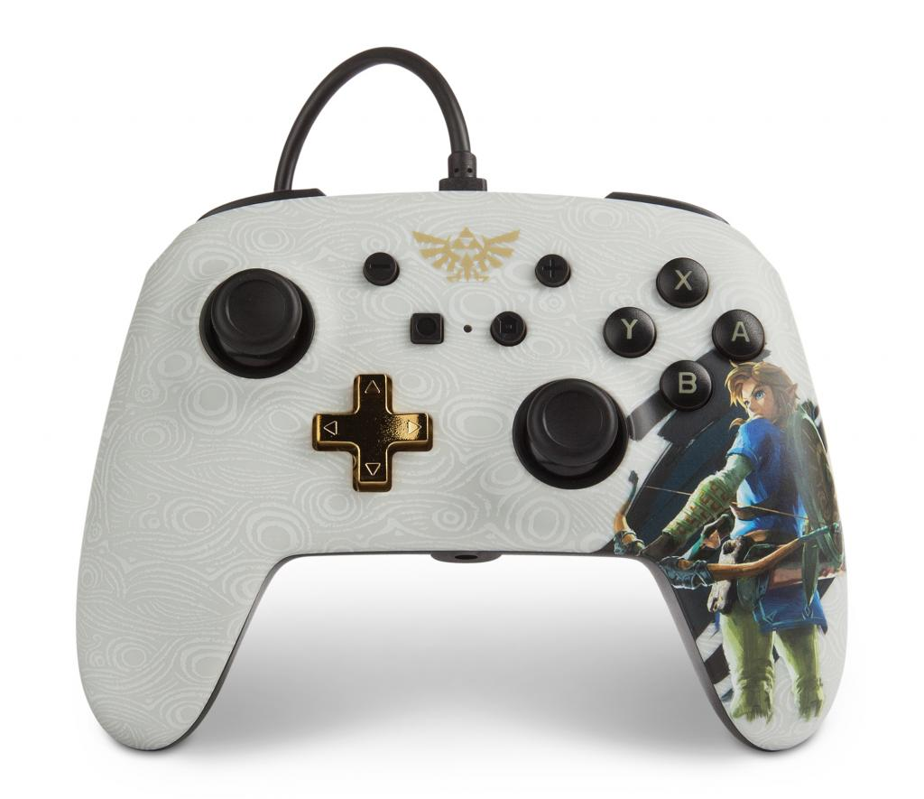 POWER A - Wired Controller Zelda for Nintendo Switch NEW_1