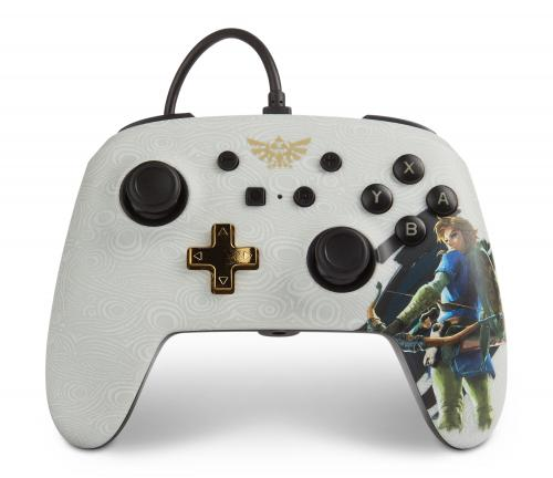 POWER A - Wired Controller Zelda for Nintendo Switch NEW