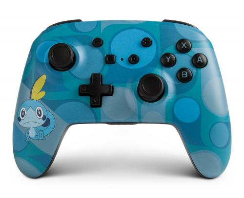 POWER A - Wireless Enhanced Controller Pokemon - Sobble for Switch