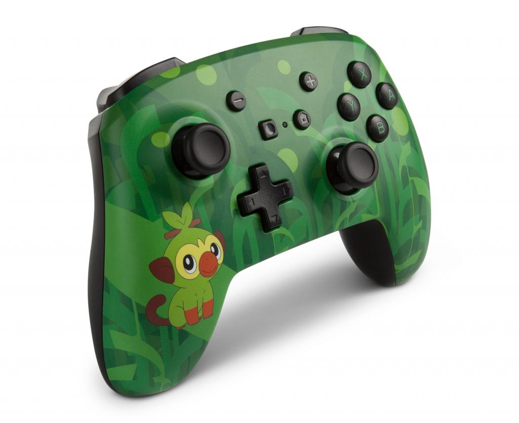 POWER A - Wireless Enhanced Controller Pokemon - Grookey for Switch_3