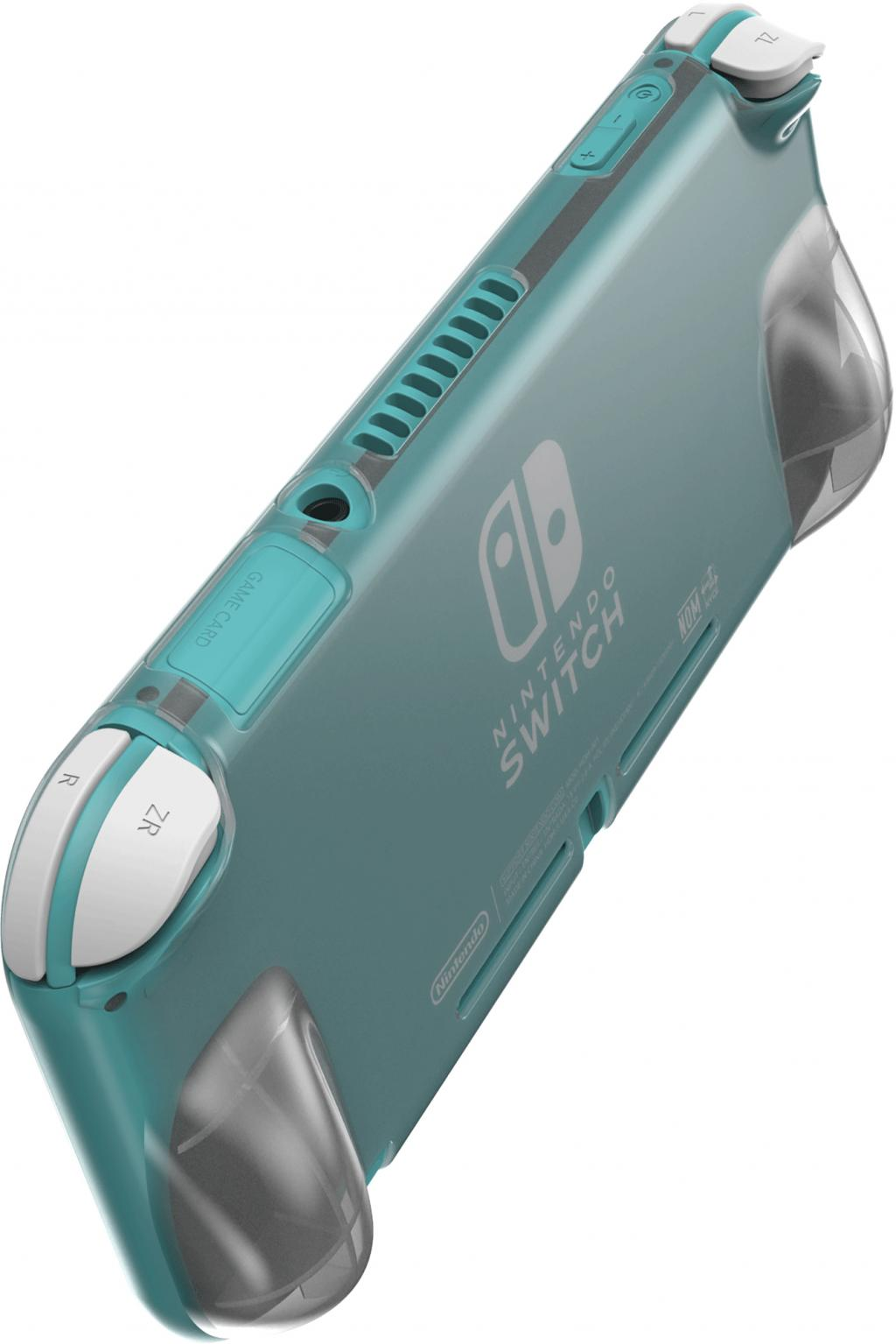 POWER A - Cover Clear Grey for Nintendo Switch Lite_3