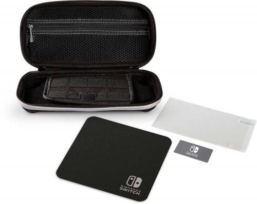 POWER A - Protection Case Kit Black/Grey for Nintendo Switch Lite