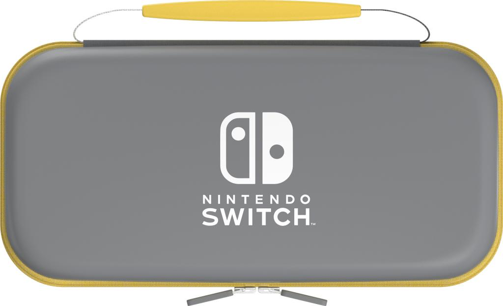 POWER A - Protection Case Kit Grey/Yellow for Nintendo Switch Lite_2