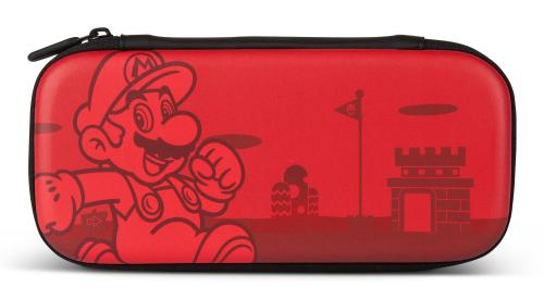 POWER A - Stealth Case Kit Super Mario for Nintendo Switch Lite