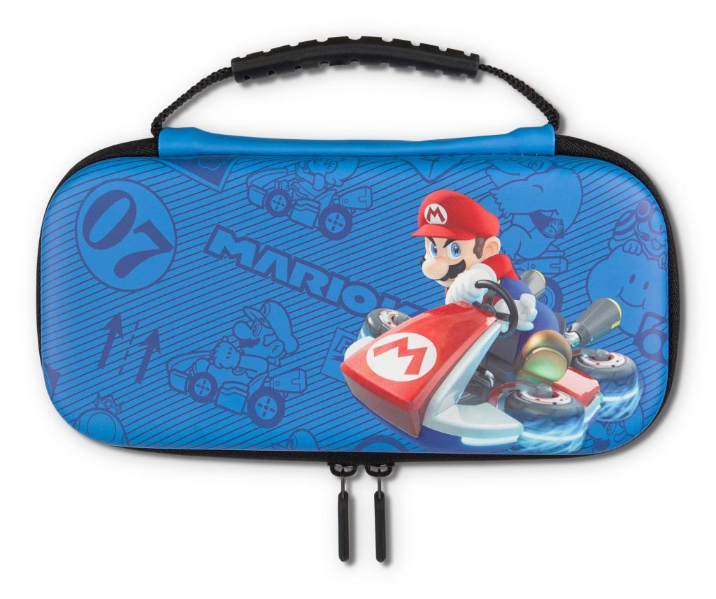 POWER A - Protection Case Kit Mario Kart for Nintendo Switch Lite_1