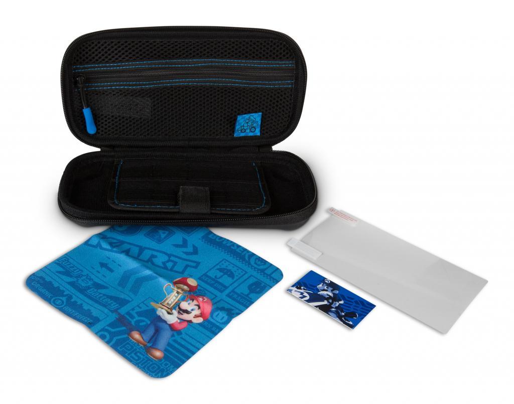 POWER A - Protection Case Kit Mario Kart for Nintendo Switch Lite_2