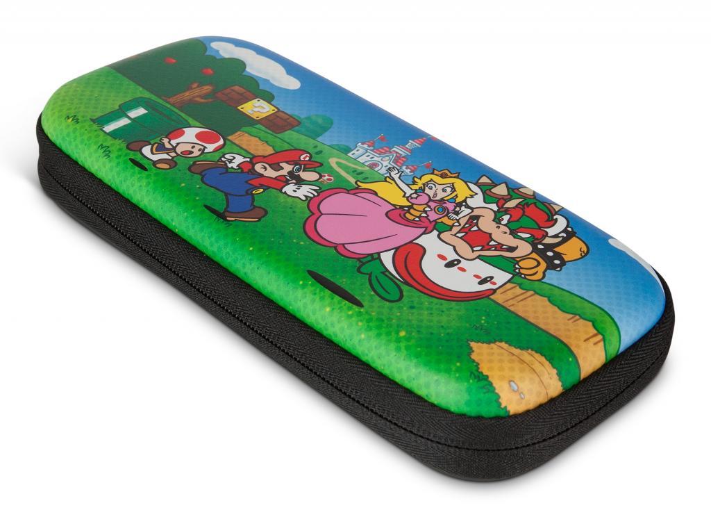 POWER A - Stealth Case Kit Mario Mushroom for Nintendo Switch Lite_2