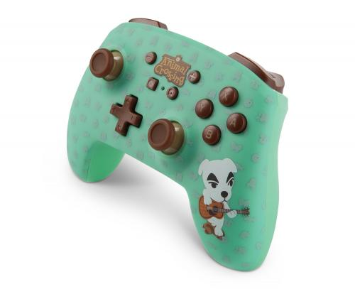 POWER A - Wireless Controller Switch - Animal Crossing KK Slider