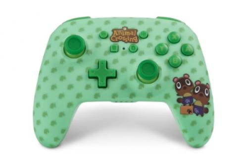 POWER A - Wireless Controller Switch - Animal Crossing Timmy & Tommy