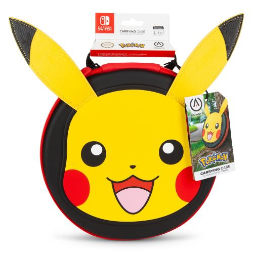 Official Nintendo Carrying Case Pokemon  - Pikachu