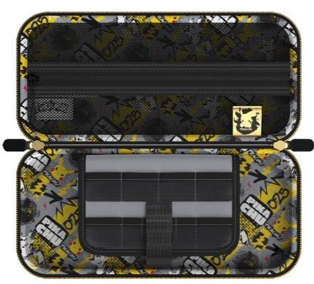 POWER A - Protection Case Pikachu Black/Gold Nintendo Switch & SW LITE_2