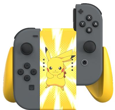 POWER A - Joy-Con Comfort Grip Pikachu  for Nintendo Switch_2