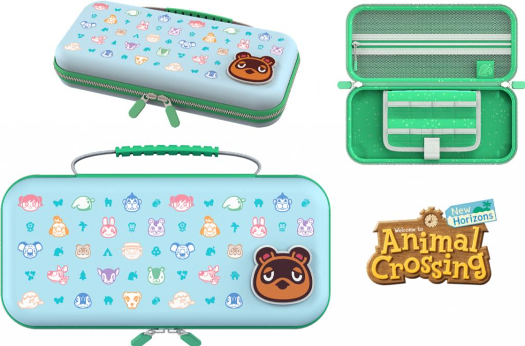 POWER A - Protection Case Animal Crossing  Nintendo Switch & SW LITE_1