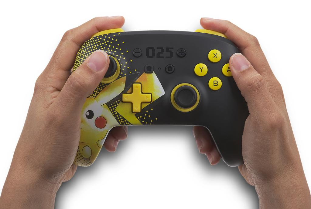 POWER A - Wireless Enhanced Controller Pokemon 025 for Switch_2