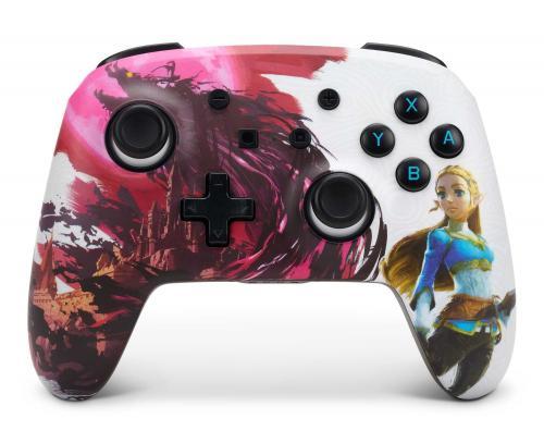 POWER A - Wireless Enhanced Controller Zelda BMG for Nintendo Switch