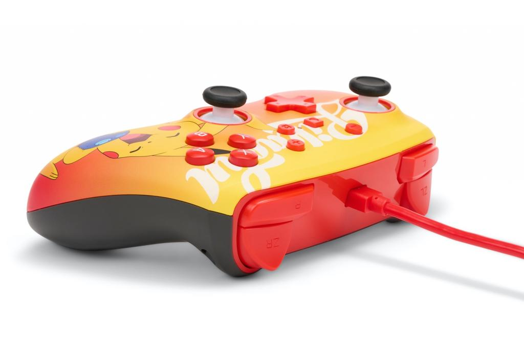 POWER A - Wired Enhanced Controller Berry Happy Pikachu - Pokemon_3