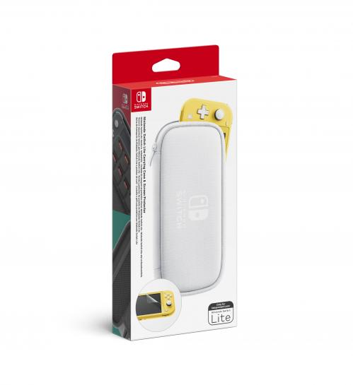 Carry Case + Screen Protector SWITCH LITE