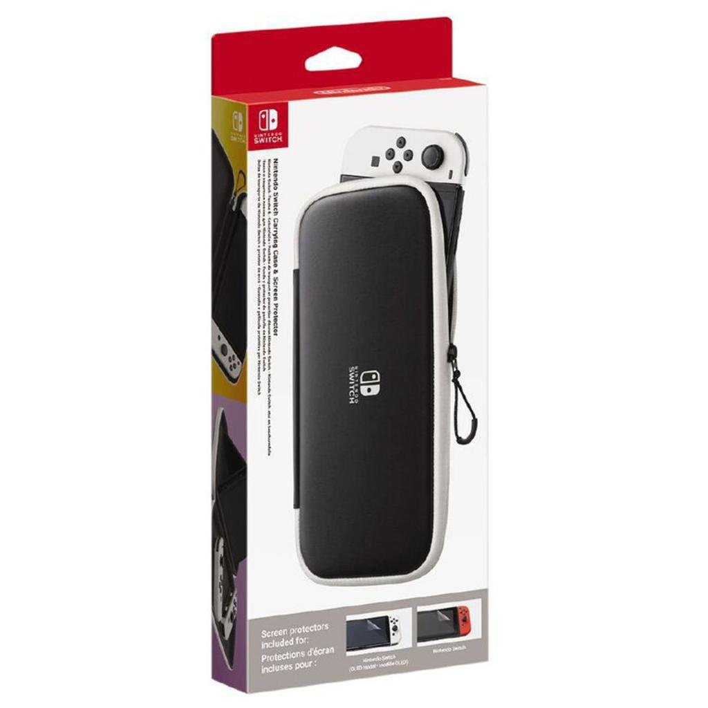 Carry Case + Screen Protector Switch & Switch Oled_1