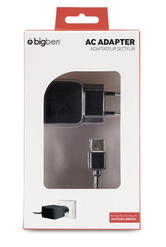 Home Charger V2 for Nintendo Switch / Switch LITE (Big Ben)_1