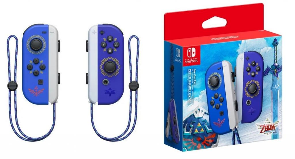 Joy-Con Pair The Legend of Zelda Skyward Sword*_1