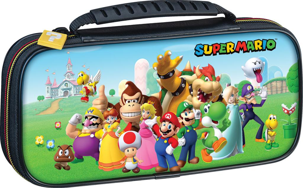 Official Mario & Friends Travel Case for Nintendo Switch_1