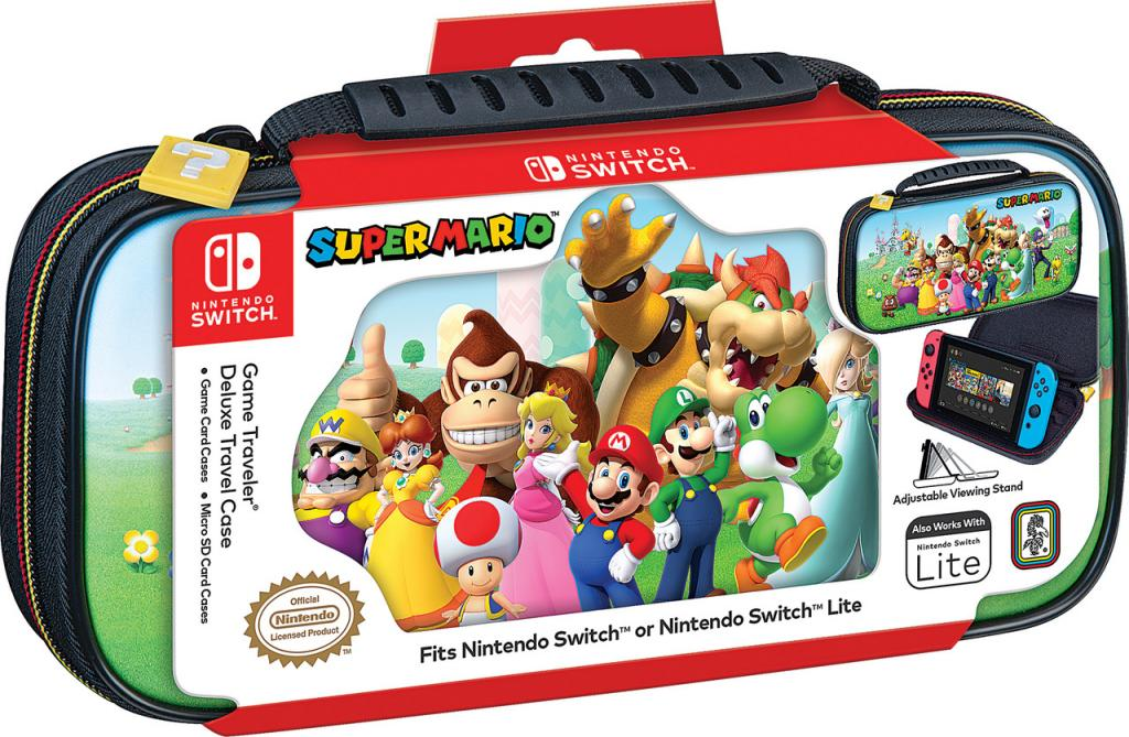 Official Mario & Friends Travel Case for Nintendo Switch_2