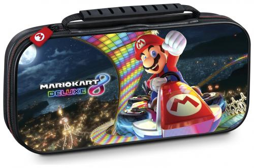 Official Mario Kart 8 Travel Case for Nintendo Switch