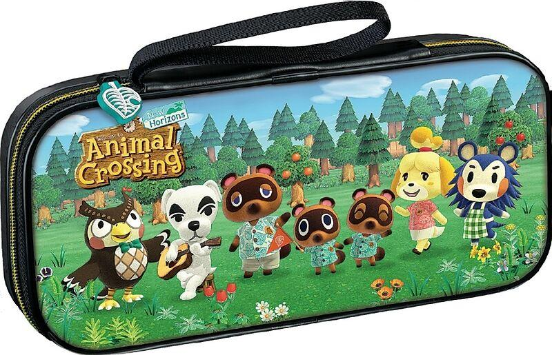 Official Nintendo Travel Case Animal Crossing for Switch & Switch Lite_1