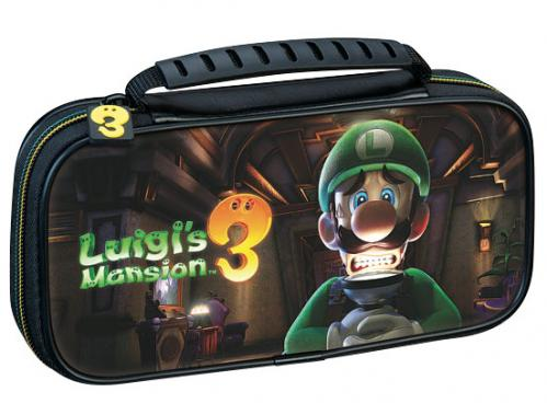 Official Nintendo Travel Case Luigi for Nintendo Switch Lite