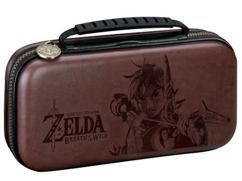 Official Nintendo Travel Case Zelda Brown for Nintendo Switch Lite