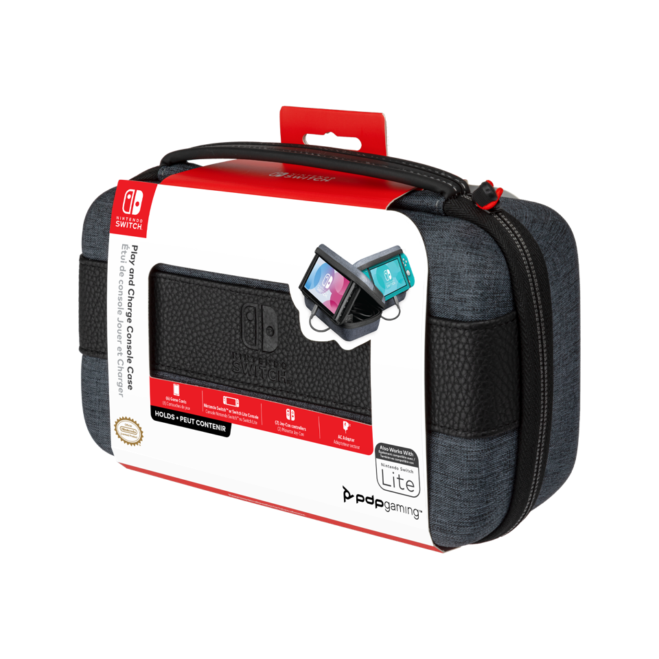 Official Switch Play & Charge Console Case for Switch V2_1