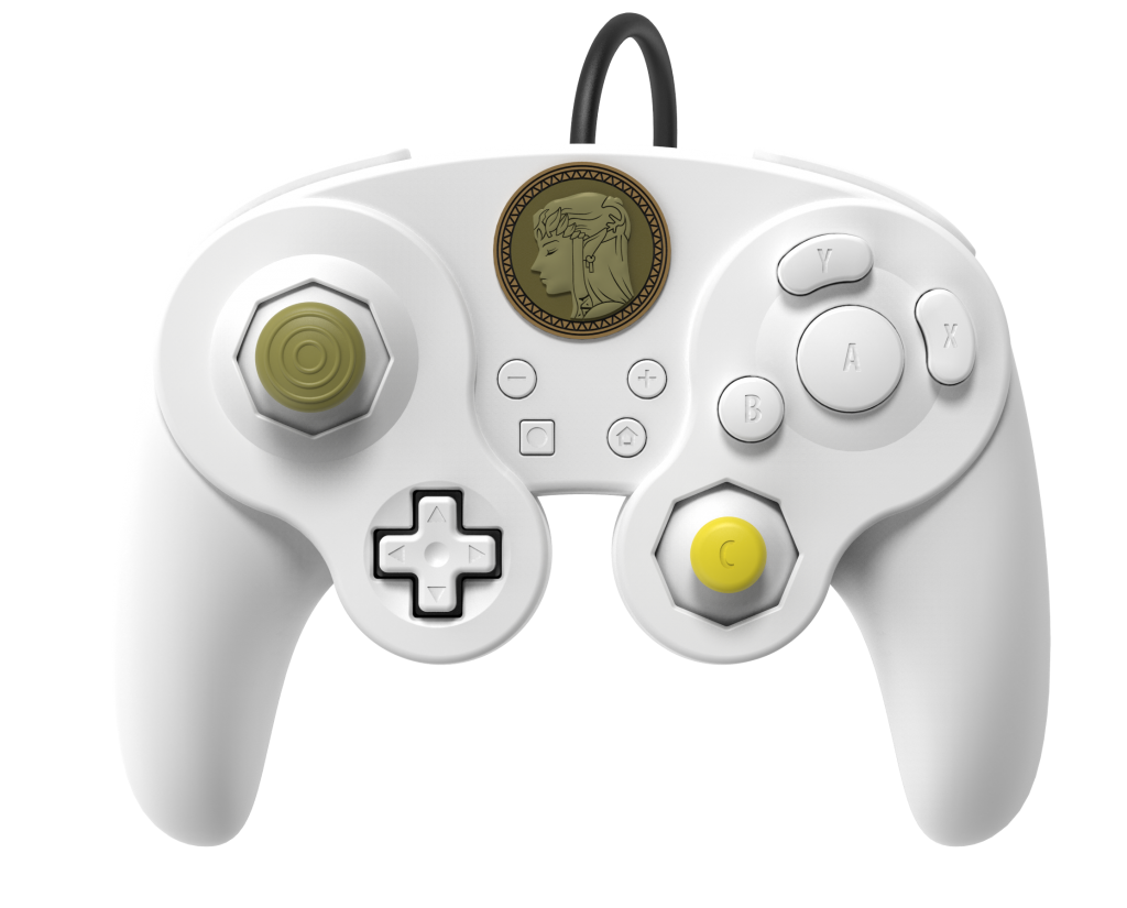 Official Wired Smash Pad Pro Zelda Nintendo Switch