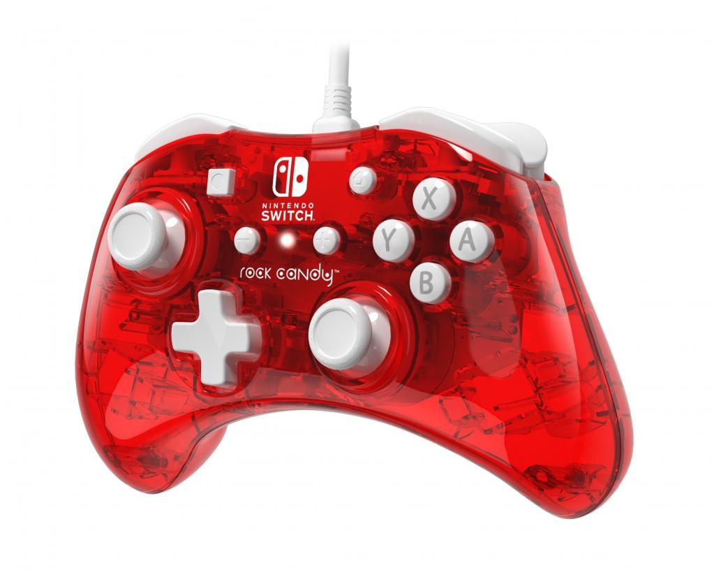 Rock Candy - Official Wired Mini Controller StrominCherry_1
