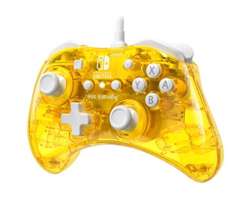 Rock Candy - Official Wired Mini Controller Pineapple Pop