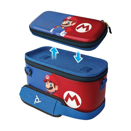 Official Switch Pull-N-Go Case - Mario Edition
