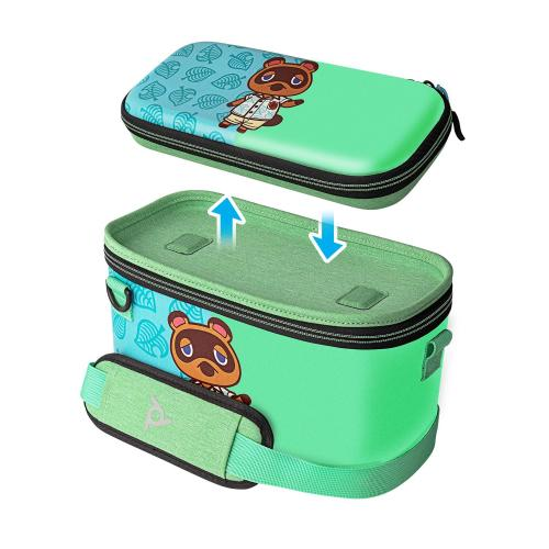 Official Switch Pull-N-Go Case - Animal Crossing Edition