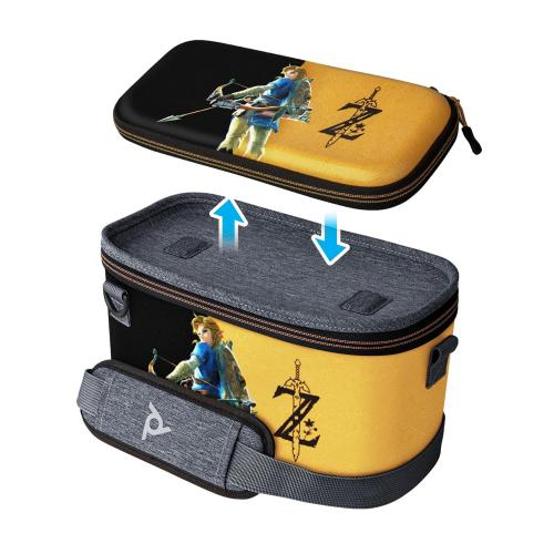 Official Switch Pull-N-Go Case - Zelda Edition