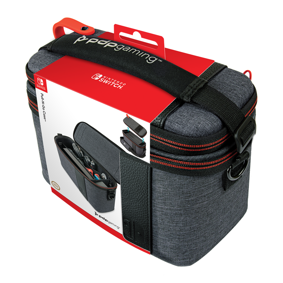 Official Switch Pull-N-Go Case - Elite Edition