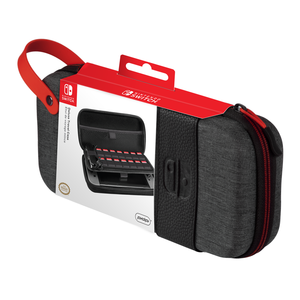 Official Switch Deluxe Travel Case - Elite Edition for Sw & SW Lite_1