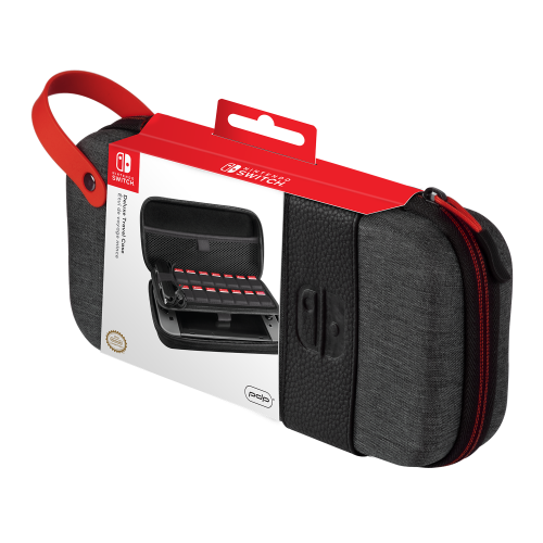 Official Switch Deluxe Travel Case - Elite Edition for Sw & SW Lite