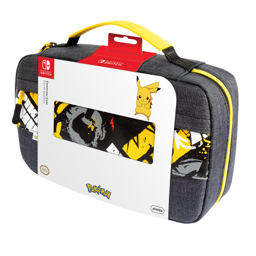 Official Switch Commuter Case - Pikachu for Switch & Switch Lite