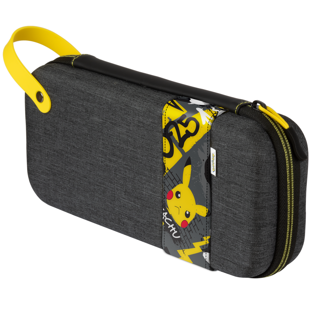 Official Switch Deluxe Travel Case - Pikachu for Switch & Switch Lite_1