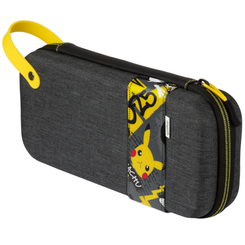 Official Switch Deluxe Travel Case - Pikachu for Switch & Switch Lite