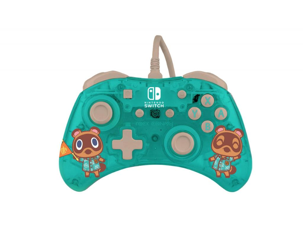 Rock Candy - Official Wired Mini Controller Animal Crossing_2